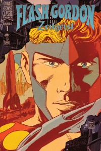 Flash Gordon Zeitgeist #1 (Cover by Francesco Francavilla)