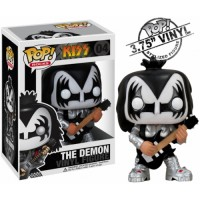 Gene Simmons Vinyl Toy