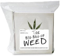 Adams Media: Big Bag of Weed