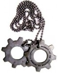 Gears of War Cog Tags