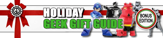 Holiday Geek Gift Guide: Action Figures and Collectibles