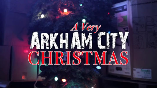 A Very Arkham City Christmas