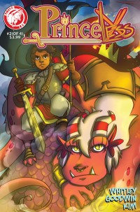 Princeless 2 cover