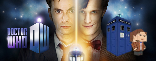 Doctor Who Cubeecraft