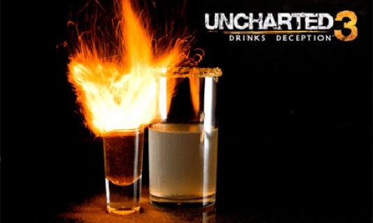Uncharted 3 Cocktail