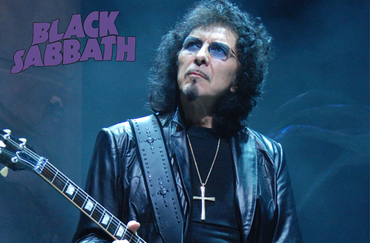 Tony Iommi from Black Sabbath