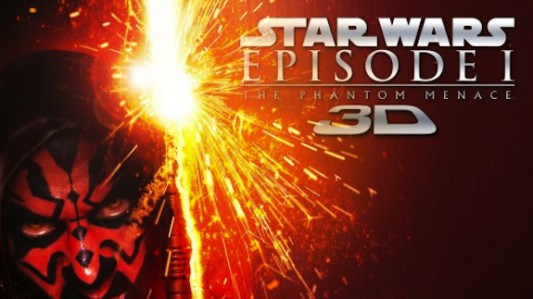 Star Wars The Phantom Menace 3D