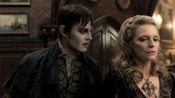 Dark Shadows #1