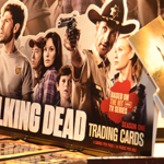 NYC 2012 Toy Fair: Walking Dead TCG and Board Game