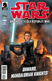 Comic Review: Star Wars: Knights Of The Old Republic: War #2