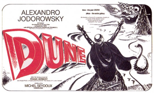 Jodorowsky&#039;s Dune