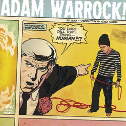 Adam WarRock: You Dare Call That Thing Human?!? Art by Mitch Gerads