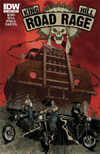 Comic Review: Stephen King's and Joe Hill's Road Rage #1