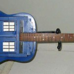 The GuiTARdis, acoustic model