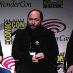 WonderCon 2012: Abraham Lincoln: Vampire Hunter panel: Writer Seth Grahame-Smith, director Timur Bekmambetov and actor Benjamin Walker