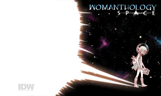 Womanthology: Space by Renae De Liz