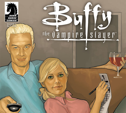 Buffy the Vampire Slayer Season Nine #7