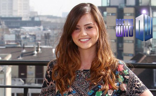 Jenna-Louise Coleman Announced As The New Companion For 'Doctor Who'