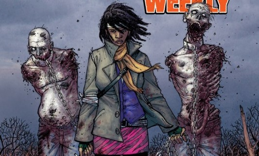 Get A FREE Digital Copy Of Michonne's Debut Issue In 'THE WALKING DEAD'