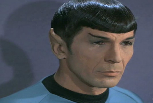 Leonard Nimoy Spock Star Trek