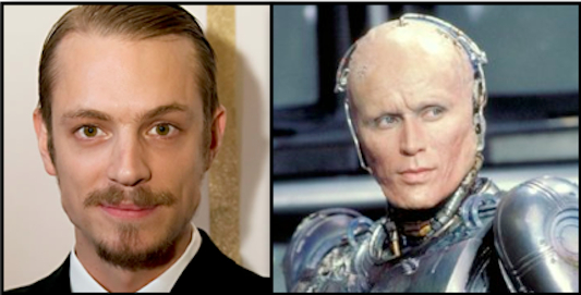 Robocop - Joel Kinnaman cast