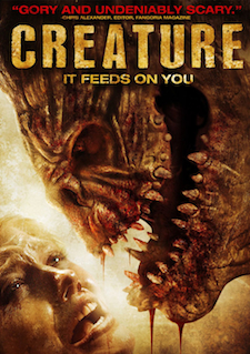 Creature DVD Review