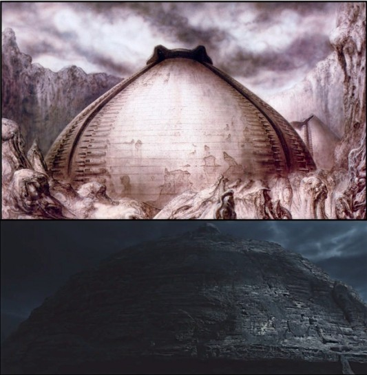 Prometheus - The Egg Silo