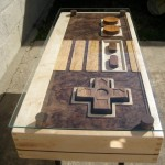 Nintendo Controller Coffee Table #4