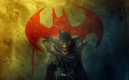 Batman by Ben Templesmith
