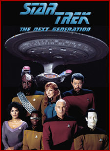 Netflix Review: Star Trek - The Next Generation (Seasons 1 and 2)