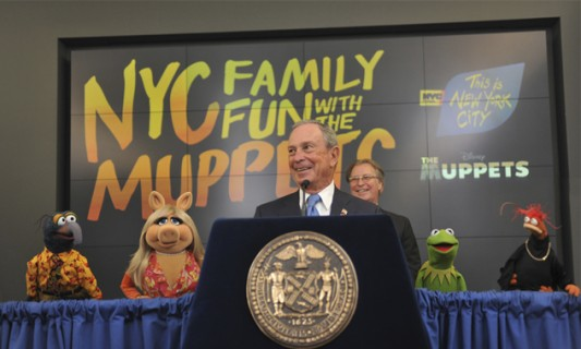 Muppets NYC Family Ambassadors