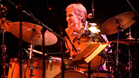 The Band Drummer Levon Helm