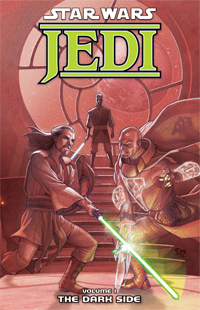 Star Wars: Jedi, Volume 1 - The Dark Side