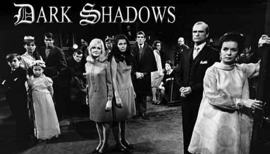 Dark Shadows Original Cast B&W Promo