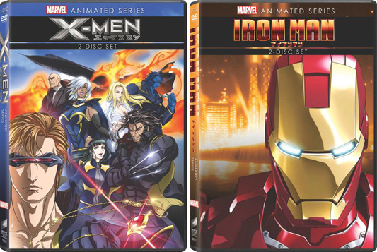 Iron Man X-Men Animated Series