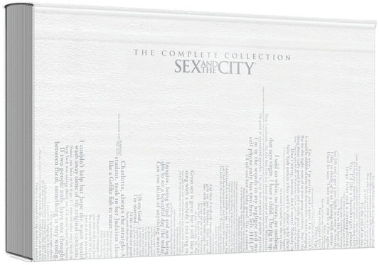 Sex and the City: The Complete Collection DVD Box Set