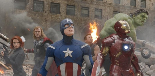 The Avengers Assemble