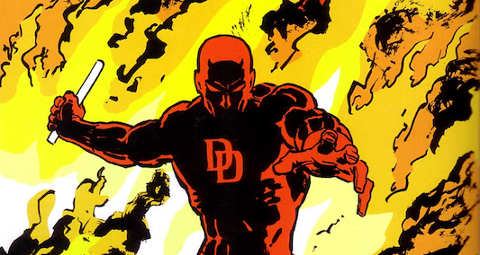 Daredevil: Born Again Reboot