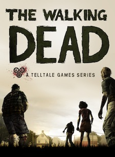 The Walking Dead Game Box Art