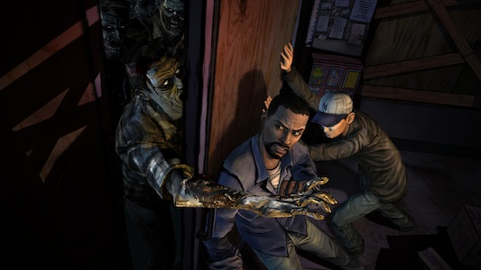 The Walking Dead Episode One Review