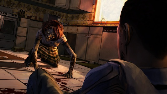 The Walking Dead Game Review Xbox