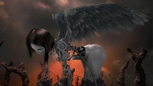 Image from Battle Angel