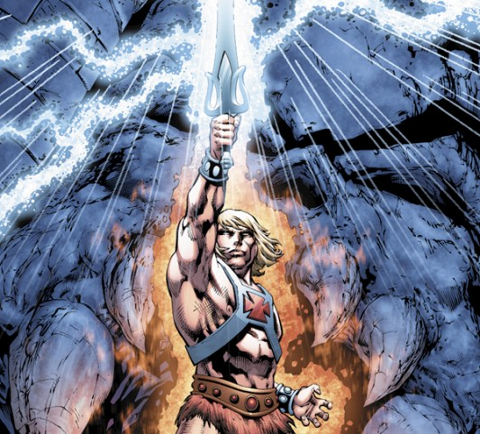 He-Man 1 cover crop