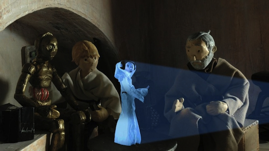 The People vs. George Lucas Claymation