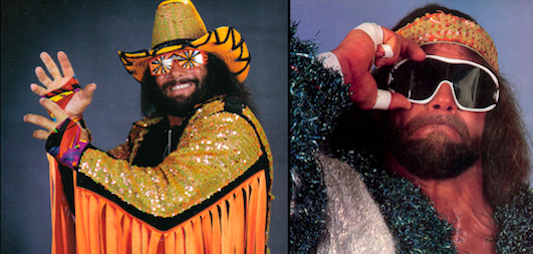 Men In Black II Macho Man Comparison