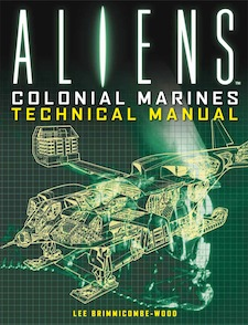Aliens: Colonial Marines Technical Manual Cover