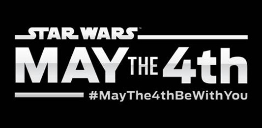 Star Wars May the 4th