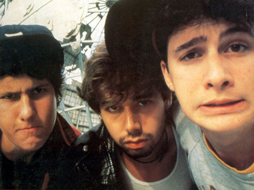 The Beastie Boys