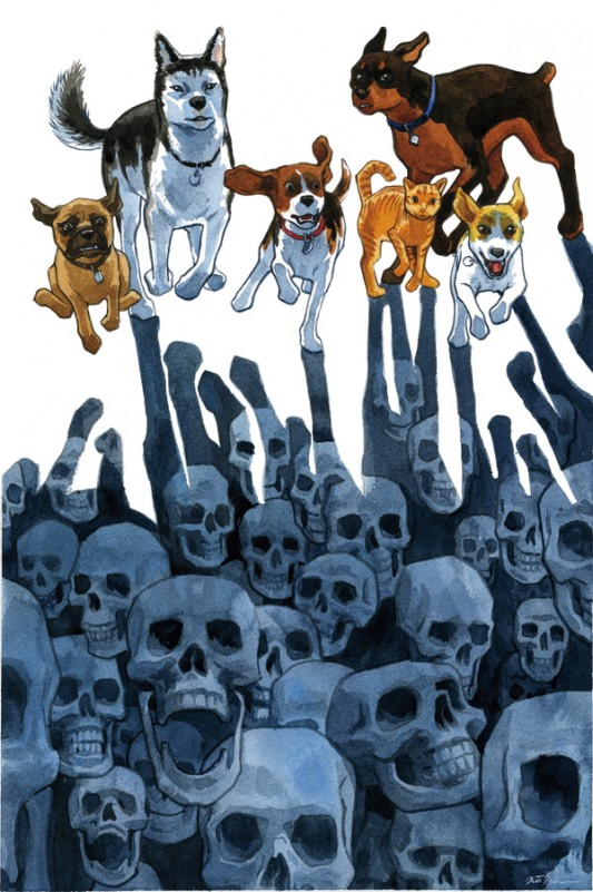 Beasts of Burden: Neighborhood Watch by Jill Thompson