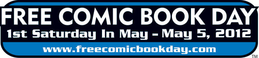 Free Comic Book Day 2012 banner